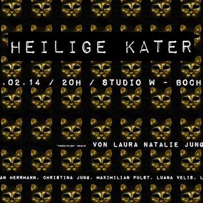 Heilige Kater // 2014